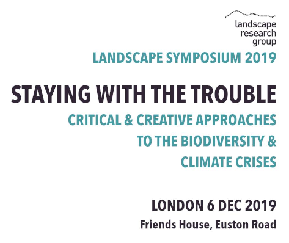 Landscape Symposium 2019