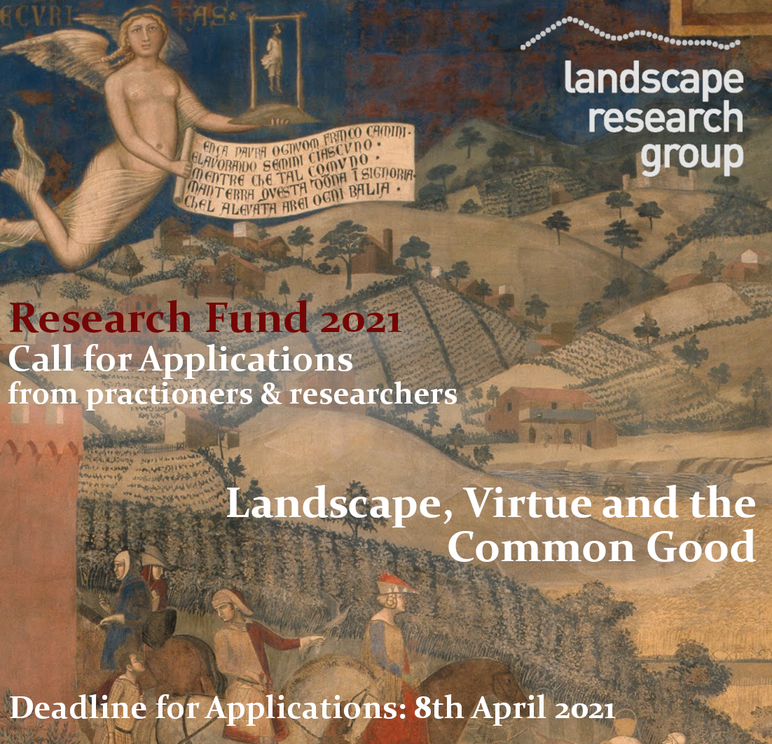 LRG Research Fund Call 2021
