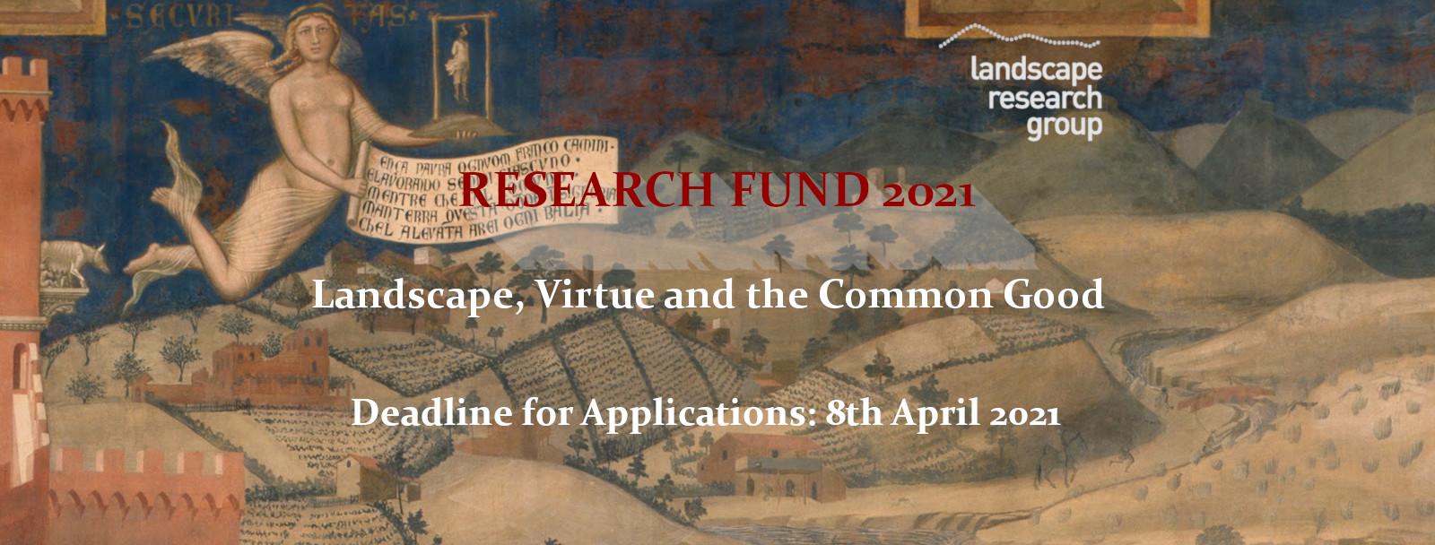 LRG Research Fund 2021